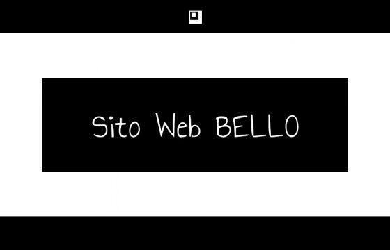 Sito web BELLO